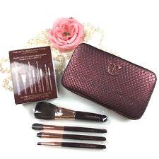 Charlotte Tilbury Magical Mini Brush Set 4 Pcs BRUSH SET & CASE LIMITED EDITION