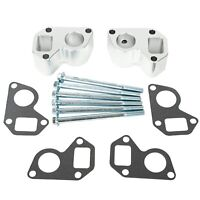 """LS LS1 1.50"""" Water Pump Spacer Kit for mounting Corvette onto 1999-up"""
