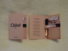 Chloe 'Chloe' Signature EDP Perfume Set of 2 Sample Spray Vials Beautiful!