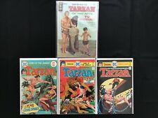 TARZAN Lot of 4 Gold Key / DC Comic Books - #168 237 240 247!