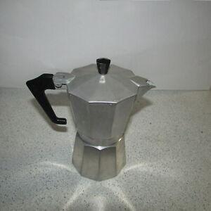 **LOOK** Brilliant Vintage Pezzetti Italian Stovetop Coffee Percolator FREE P+P
