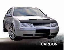Car Bra VW Bora Car Bra Chip Protection Tuning & Styling Clean Carbon