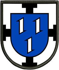 Wappen von Bottrop  Aufnäher