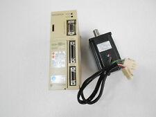 Yaskawa SGDA-02ASP SGM-02A312 Servo Drive & Motor 200W CNC ROUTER SERVOPACK