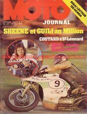 MOTO JOURNAL  163 HONDA CB 125 SS K1 K2 K3 K4 K5 Trial Saint Léonard des Bois 74