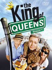 4 DVDs * THE KING OF QUEENS - STAFFEL 1 - Kevin James # NEU OVP (