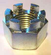 "CASTLE NUT TO FIT VARIOUS TRACTORS 3/4"" UNF"