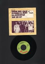 "STEELEYE SPAN All Around My Hat 7"" SINGLE Black Jack Davy 1975"