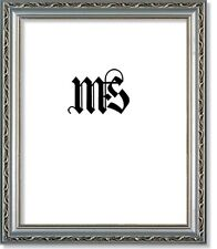 Silver Solid Wood Frame for Picture/Photo/Poster/Diploma, #613