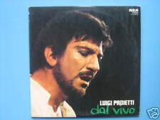 """LUIGI PROIETTI """"Dal vivo"""" DOPPIO LP"""
