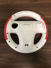 Racing Wheel Red For Wii 8E