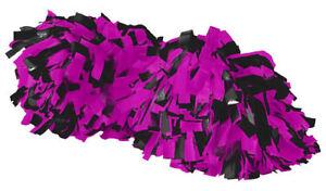 Augusta Sportswear Women's Baton Handle Semi Fluffed Spirit Cheer Pom. 6003