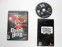 Guitar Hero game for Sony PlayStation 2 -Complete