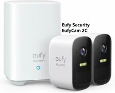 Eufy Security, EufyCam 2C Wireless Home Security System 1080p Night Vision