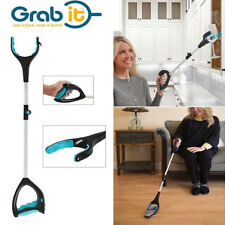 Grab It Grabs Cant Reach Grip Trash Pick Up Disabled Arm Extension Grabber Tool