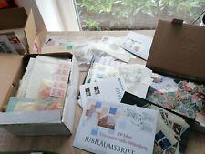 Riesen Briefmarken Restekiste Deutschland Massenware