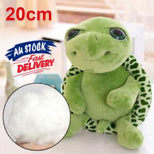 20cm for Kids Turtle Toy Dolls Soft Plush Animal Stuffed Turtle Big Eyes