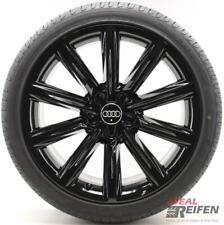 4 Original Audi Rs4 8k B8 Winter Wheels Set 4g8601025k Alloy Sline Sg