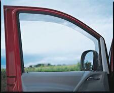 Mercedes Benz Original Pair Wind Deflector Acrylic Tinted W 639 - Viano/Vito Nip