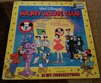 Walt Disney's MICKEY MOUSE CLUB MOUSEKETEER FAVORITES Annette Funicello LP 1975