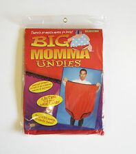 BIG MOMMA UNDIES GIANT GRANNY PANTIES OVERSIZED BLOOMERS GRANDMA UNDERWEAR