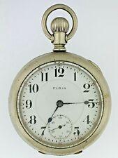 Vintage Elgin B.W. Raymond Pocket Watch - Running Well!