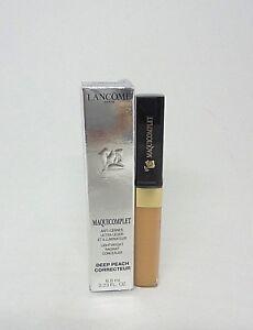 Lancome Maquicomplet Lightweight Radiant Concealer ~ Deep Peach ~  BNIB