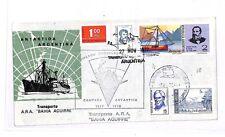 GG212 1977 cubierta de Transporte de Argentina {samwells-cubre} Pts