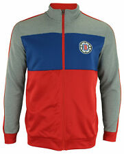 OuterStuff NBA Youth Los Angeles Clippers Performance Full Zip Stripe Jacket