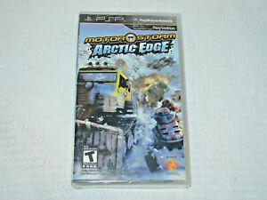 MotorStorm: Arctic Edge (Sony PSP, 2009) NEW - SEALED