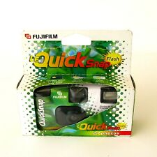Appareil photo jetable avec flash 27poses FUJIFILM - LE QUICK SNAP FLASH -FUJI