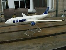 Sabena Airbus A330 schaal 1/100 Made by Space models 100% origineel!!  L: 60 cm