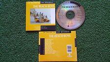 THE BEACH BOYS **Lo mejor de los mejores** BEST HITS UNIQUE & RARE 1993 Spain CD