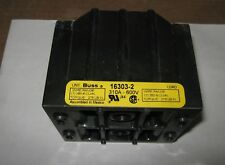 Cooper Bussmann 16303-2 Power Distribution Block, 310A, 600V, Used