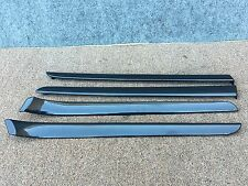 AUDI OEM A4 B6  FRONT AND REAR DOOR PANEL CARD COVER  MOLDING TRIMS