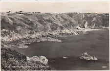 Postcard - Guernsey - Petit Pont from Moulin Huet