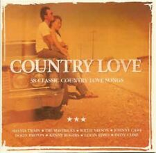 COUNTRY LOVE - 38 CLASSIC COUNTRY LOVE SONGS various (2x CD Compilation) Country