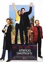 America's Sweethearts (Einzel Seiten) Original Filmposter