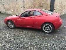Alfa Romeo GTV 916 phase 2 Rouge Rosso 130 Breaking pour pièces détachées