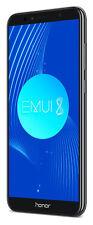"Huawei Honor 7A Black 5.7"" 16GB Dual SIM 4G LTE Android 8.0 Unlocked"