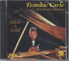 """Frankie Carle """"Silver & Gold"""" 2CD Set """"55 Remastered Tracks"""" 1st Class Post UK"""