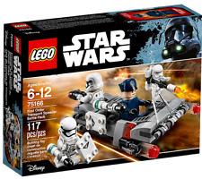 LEGO 75166 STAR WARS First Order Transport Speeder Battle Pack (Disney Set)