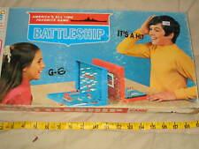 Battle Ship #4730 Milton Bradley 1971 Edition 100% Complete Springfield Ma Usa