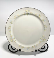 """Pickard China Summer Splendor Dinner Plate Made In USA Hand Decorated 10.875"""" D"""