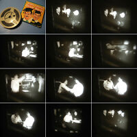 8 mm Film Comedy:Stan Laurel,Oliver Hardy.La Nave Stregata.Antique Comedy Films
