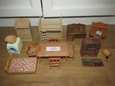 Sylvanian Families / Family Vintage Furniture / TV & More Bundle / Job Lot