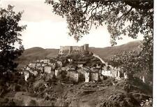 BRIENZA ( Potenza )  -  Dettaglio panoramico e Castello Caracciolo
