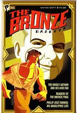 THE BRONZE GAZETTE #80 - Doc Savage fanzine - history old & new - full color art