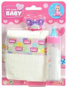 Simba 105562487 - New Born Baby - First Nursing Set
