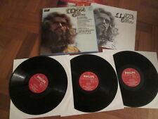 Rossini - Moses In Egypt - Dutch Philips Digital 3x LP Set